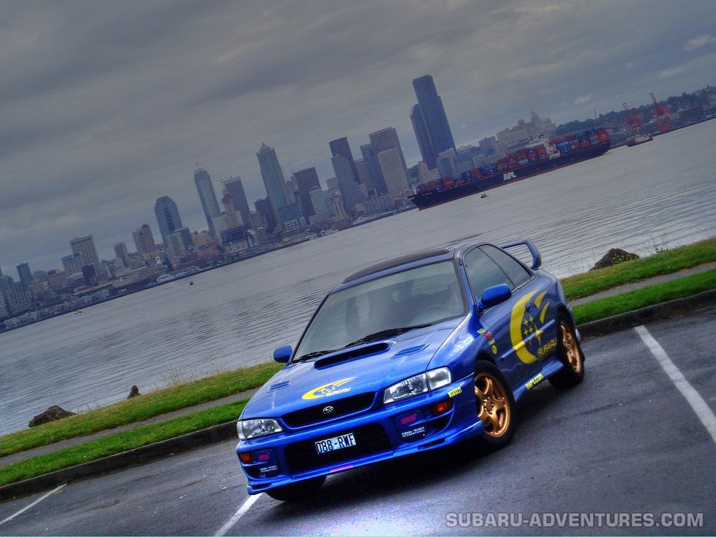 Mod List 99′ Subaru Impreza 2.5RS