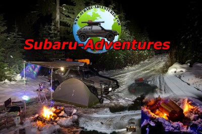 Subaru GL - Winter @ Twin Lakes |Skyline Divide | Mt. Baker