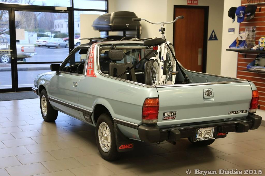 Anniversary_Subaru BRAT