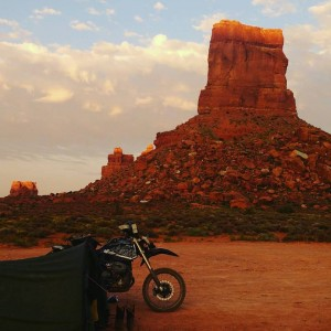 2017_08_24 - Bryan Dudas - The Journey of a Motorcycle Traveler_18 Valley of the Gods